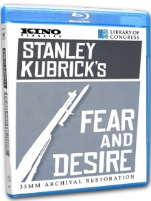 stanley kubrick fear desire Fast Scans | December 2012