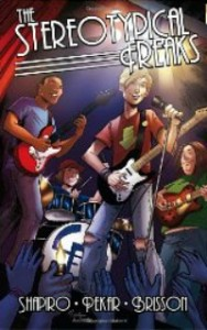 stereo1214 188x300 Xpress Reviews: Graphic Novels | First Look at New Books, December 14, 2012