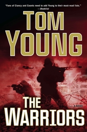 Cover THE WARRIORS Fiction Previews, Jul. 2013, Pt. 2: Lots of Thrillers, from Jeff Abbott to Catherine Coulter to Tom Young