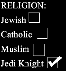 JediReligion George Lucas Engaged/Jedi Top Religion, Comics App Soars, Texas Chainsaw 3D, Hail to The King | Geeky Friday
