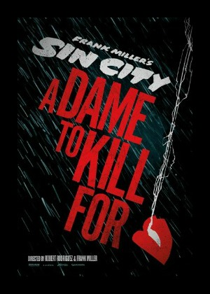 SinCityDame250frame Big Sur/Big Screen, Sin City Sequel, Monopoly Makeover | Geeky Friday