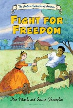 fightforfreedom0124 28 Graphic Novels to Celebrate African American History Month | Graphic Novels Short Takes