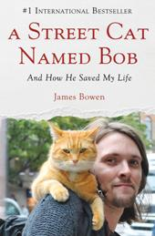 street cat named bob3 Nonfiction Previews, Jul. 2013, Pt. 4: Cats and Dogs, Archaeologists and Murder