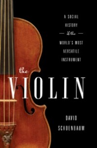 violin0125 197x300 Xpress Reviews: Nonfiction | First Look at New Books, January 25, 2013