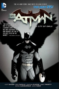 BatmanOWls200 Carol Tilley: Librarian Superhero, DC Releasing Batman: City of Owls/Earth 2, New Harry Potter Covers | Geeky Friday