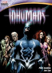 Inhumans170 Star Trek Superbowl Spot, Animated Marvel Inhumans DVD, Holy Batface!, Star Wars 3D RIP | Geeky Friday