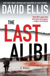 THE LAST ALIBI Fiction Previews, Feb. 2013, Pt. 2: Top Commercial Fiction from Cain, Garwood, and More