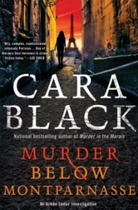 carablack 197x300 The Game is Afoot! Mystery Publishers to Reveal Clues to Spring Titles; A Killer Trip to Paris