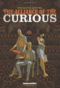 curious022213 Xpress Reviews: Graphic Novels | First Look at New Books, February 22, 2013