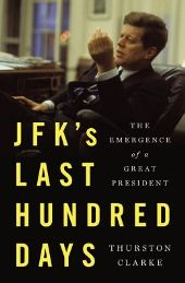 jfk100 Barbaras Picks, Feb. 2013, Pt. 3: Nonfiction from Christopher Andersen to Brenda Wineapple