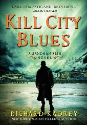 kadrey Fiction Previews, Aug. 2013, Pt. 4: Nine SF/Fantasy Titles from Kadrey, Weeks, and More
