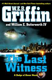 large The Last Witness Fiction Previews, Feb. 2013, Pt. 2: Top Commercial Fiction from Cain, Garwood, and More