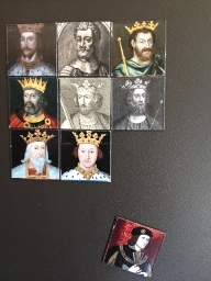 magnets3 Before Richard III: Author Interview with Dan Jones, The Plantagenets