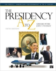 presidency Reference Reviews | March 2013