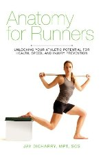 Anatomy for Runners Ten Books to Lure Hibernating Athletes Out of Their Lairs | Books for Dudes