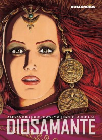 Diosamante032913 Xpress Reviews: Graphic Novels | First Look at New Books, March 29, 2013