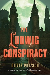 LUDWIG Fiction Previews, Sept. 2013, Pt. 2: Top Commercial Fiction from Sherrilyn Kenyon to Oliver Pötzsch