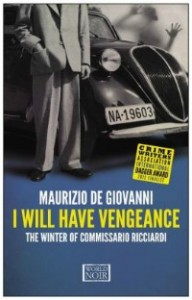 iwillhavevengeance032213 192x300 Xpress Reviews: Fiction | First Look at New Books, March 22, 2013
