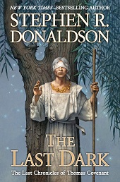 LastDark small Fiction Previews, Oct. 2013, Pt. 3: The Supernatural; Donaldson Says Good Bye to Thomas Covenant