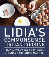 basta Nonfiction Previews, Oct. 2013, Pt. 3: Cookbooks from Bastianich, Deen, & More