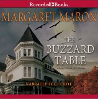 buzzardtable042613 Xpress Reviews: Audiobooks | First Look at New Books, April 26, 2013