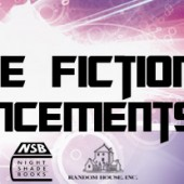 Science Fiction Announcements