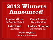 hp winners announced2 The Anisfield Wolf Book Awards 2013: Get Ready for Some Good Discussion