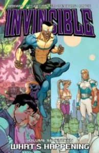 invincible050313 194x300 Xpress Reviews: Graphic Novels | First Look at New Books, May 3, 2013