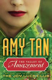 tan Barbaras Picks, Nov. 2013, Pt. 1: Amy Tan's The Valley of Amazement