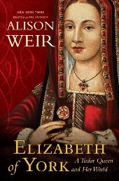 weir General Nonfiction, Nov. 2013, Pt. 3: 15 Titles Ranging from Elizabeth of York to American Football