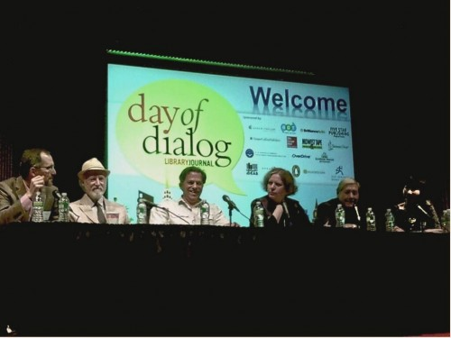 dod 500x375 Getting Reacquainted with Fiction | Library Journal's Day of Dialog