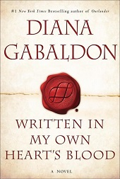 gabaldon Barbaras Picks, December 2013, Pt. 1: Diana Gabaldon, Mireille Guiliano, Jim Harrison, & Donna Leon