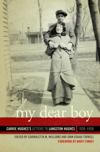 MyDearBoy 198x300 Fall & Winter Wonderland, Part Two: More Trade Titles Coming from University Presses