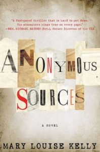 anonymous 198x300 International ThrillerFest VIII: The Debut Authors