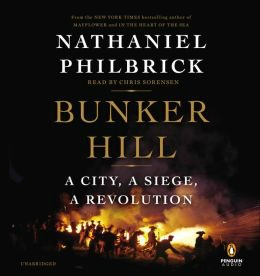 bunkerhill072613 Xpress Reviews: Audiobooks | First Look at New Books, July 26, 2013