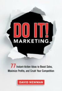 doitmarketing070513 Xpress Reviews: Nonfiction | First Look at New Books, July 5, 2013