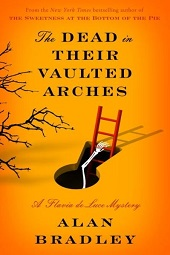flavia1 Fiction Previews, Jan. 2014, Pt. 3: Thrillers, Mysteries, & Other Dark Doings
