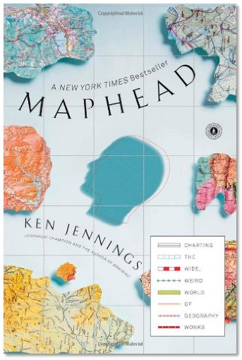 maphead Could You Show Me on a Map? | The Readers Shelf, July 2013