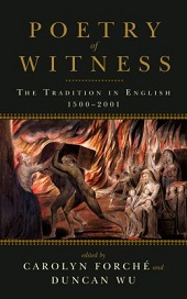 poetrywitness Barbaras Fiction Picks, Jan. 2014, Pt. 5: Chiavareni, Cornwell, Johnson, Jungersen, & Sansom, plus Poetry of Witness