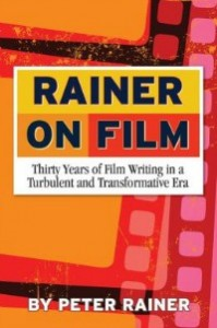 raineronfilm071213 199x300 Xpress Reviews: Nonfiction | First Look at New Books, July 12, 2013