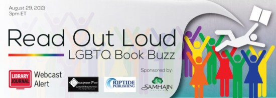 Read Out Loud: LGBTQ Book Buzz
