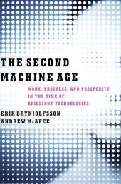 secondmachine1 Nonfiction Previews, Jan. 2014, Pt. 4: Cosmology, Technology, & the Brain