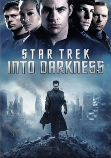 Star Trek Into Darkness DVD Region 1 cover Trailers: What's coming on DVD/Blu ray | August 15, 2013