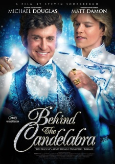 behind the candelabra poster03 Trailers: What's coming on DVD/Blu ray | August 15, 2013