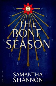 boneseason 197x300 Today Show Launches Book Club With The Bone Season