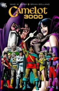 camelot3000081613 196x300 Xpress Reviews: Graphic Novels | First Look at New Books, August 16, 2013