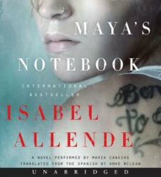 mayasnotebook080913 Xpress Reviews: Audiobooks | First Look at New Books, August 9, 2013