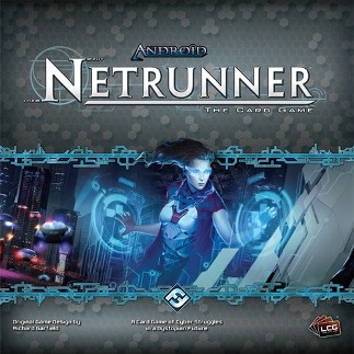 netrunner Hackers versus The Man | Games, Gamers, & Gaming