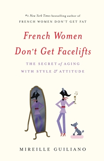 FrenchWomenFacelifts.hc  Q&A: Mireille Guiliano