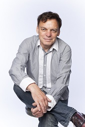 GraemeSimsion credit JamesPenlidis1 Talking with Graeme Simsion about The Rosie Project